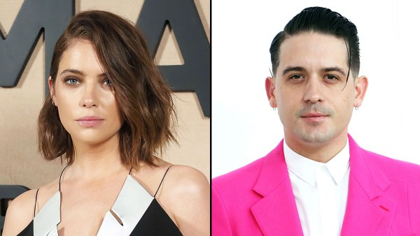 Ashley Benson Spotted Wearing Diamond Ring Sparks G-Eazy Engagement Rumors