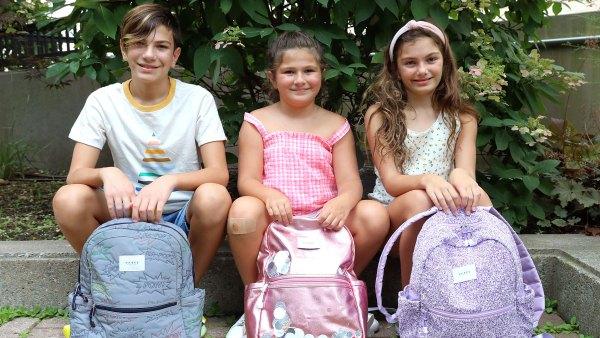 Backpacks Back to School