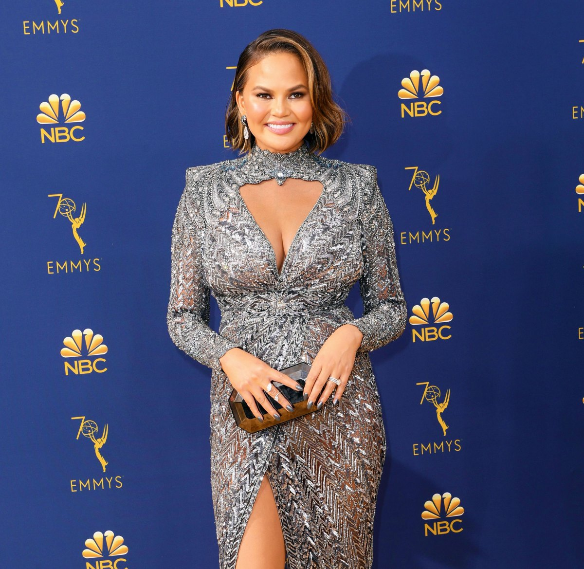 Chrissy Teigen's Baby Bump Album: See Pics From Her 3rd Pregnancy