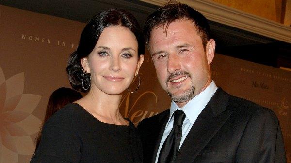 David Arquette Reflects on Open and Supportive Coparenting Relationship With Ex Courteney Cox