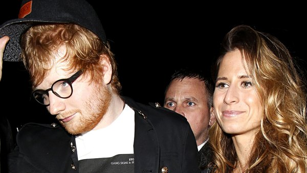 Ed Sheeran Wife Cherry Seaborn Is Pregnant With Their 1st Child