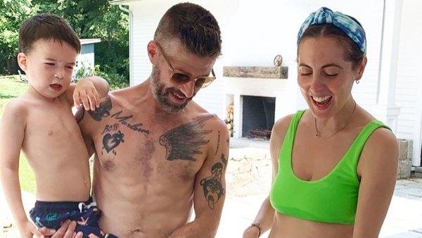 Eva Amurri and Kyle Martino Quarantine Birthday No Power Bathing Suit