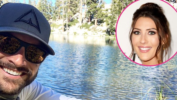 Garrett Yrigoyen Takes a Road Trip While Fiancee Becca Kufrin Reacts to Split Rumors