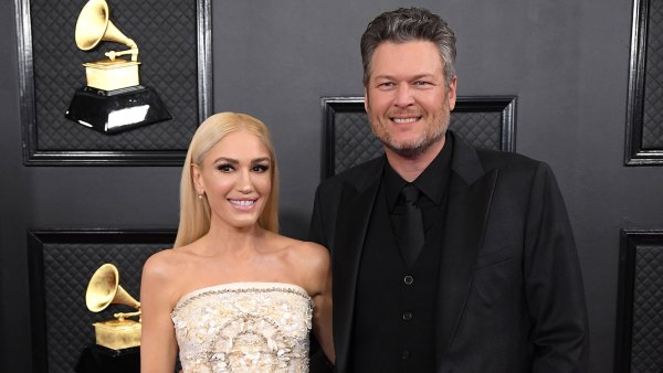 Gwen Stefani Sons Look Up to Blake Shelton Like a Father Figure