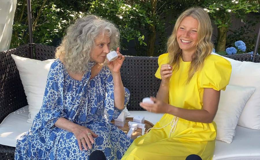 Gwyneth Paltrow S Goop Video With Blythe Danner Shot By