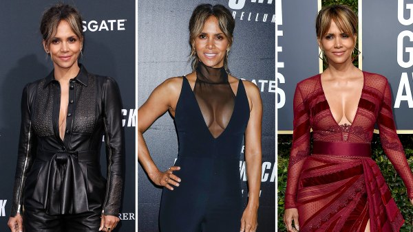 Halle Berry Fashion Moments