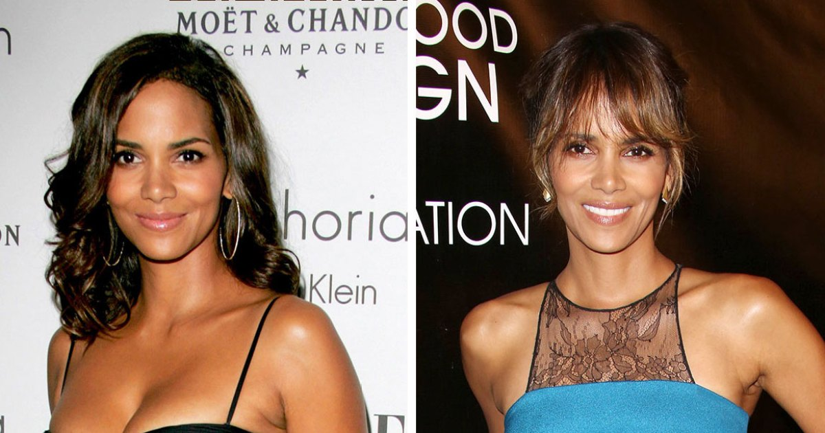 Halle Berry's Incredible Body Through the Years