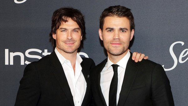 Ian Somerhalder and Paul Wesley attend the InStyle and Warner Bros Golden Globes After Party Ian Somerhalder and Paul Wesley Joke About Fan Reaction to The Vampire Diaries Finale Death
