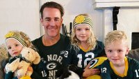James Van Der Beek Shares His Kids Surprising Favorite Role of His