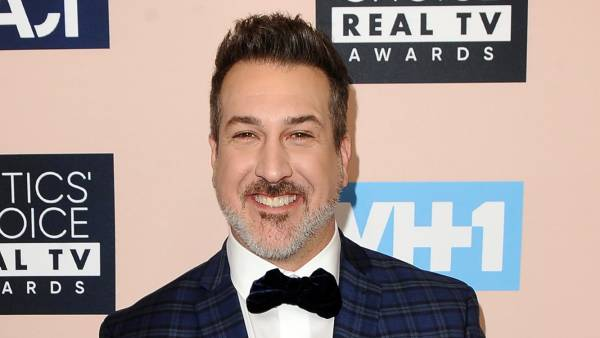 Joey Fatone Reveals What He Learned From His Divorce