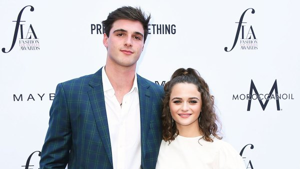 Jacob Elordi and Joey King at the Daily Front Row Fashion Los Angeles Awards Joey King Says Working With Ex Jacob Elordi on The Kissing Booth 2 Wasnt Easy