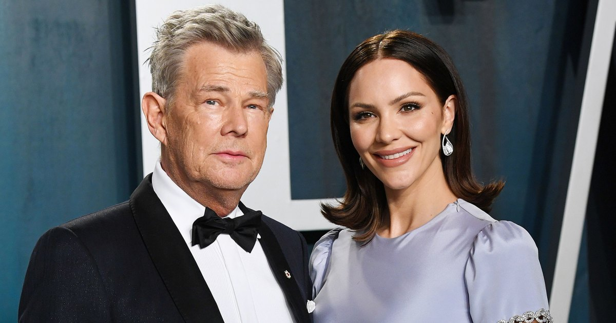 Next Steps! Katharine McPhee, David Foster 'Definitely Trying' for a Baby