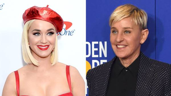 Katy Perry Supports Friend Ellen DeGeneres Amid Toxicity Claims