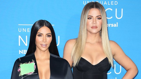 Kim Kardashian Thanks Khloe for Making 'Things Better' With a Food Truck