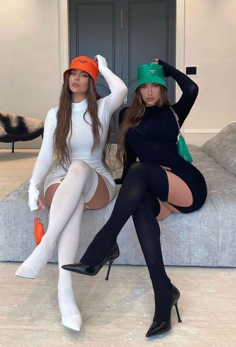 See Kylie Jenner and BFF Stassie Karanikolaou's Best Twinning Moments