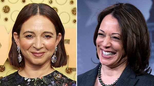 Maya Rudolph Reacts Kamala Harris Being Named Joe Biden VP Pick
