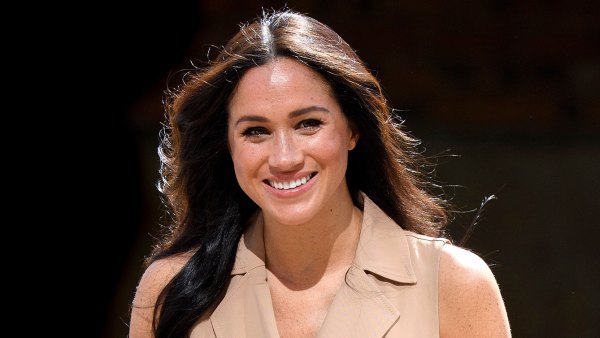 Meghan Markle Using Her Voice