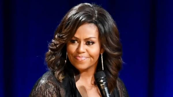 Michelle Obama Ive Been Dealing With Low-Grade Depression