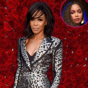 Michelle Williams Claps Back After Fan Asks Why Shes Not in Black Is King p