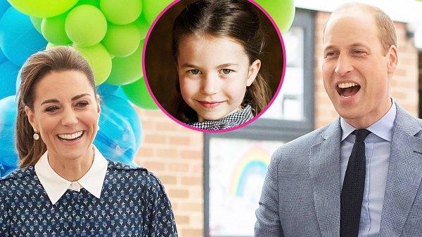Prince William Duchess Kate Daughter Charlotte Loves Wearing Toy Tiara