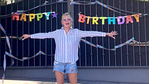 Stars Celebrating Their Birthdays at Home Amid Coronavirus Pandemic Melanie Griffith