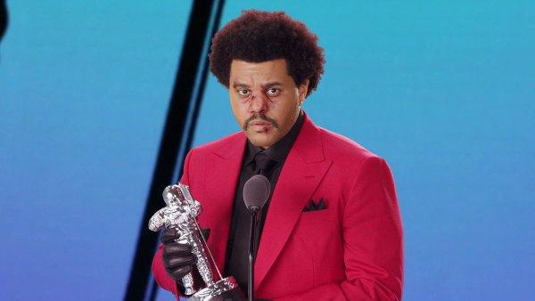 The Weeknd MTV Vmas 2020 winners