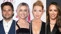 Tom Schwartz Lala Kent Stassi Schroeder Kristen Doute Vanderpump Rules Stars React to Cast Shakeup