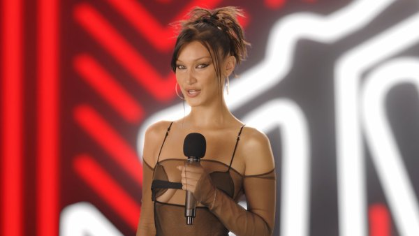 The 6 Most Naked Fashion Looks From the 2020 VMAs: Pics