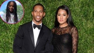 Victor Cruz and Elaina Watley Coparenting Couples Kennedy