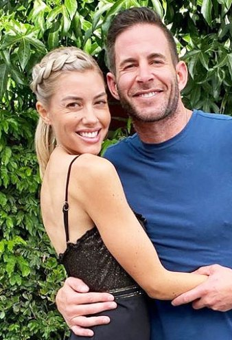 You Will Never Guess Where Tarek El Moussa Hid Heather Rae Young Engagement Ring