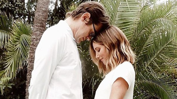 Ashley Tisdale Is Pregnant and Expecting First Child With Husband Christopher French
