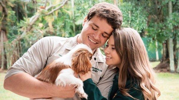 Bindi Irwin Reflects on Moment She Told Husband Chandler Powell Pregnancy News