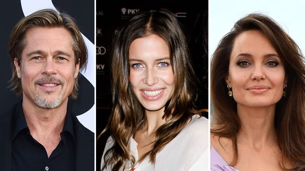 Brad Pitt Not Angry About Girlfriend Nicole Poturalski Comment About Angelina Jolie