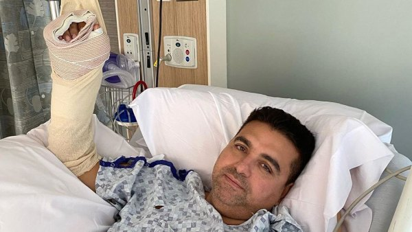 Cake Boss Buddy Valastro Badly Injures Hand in Terrible Accident Celebrity Injuries