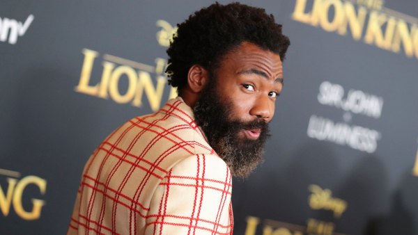 Celebrities Who Secretly Welcomed Children Donald Glover