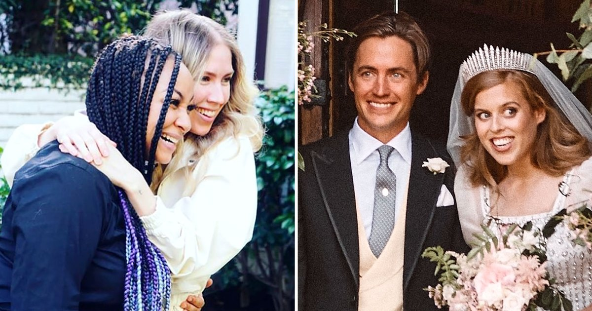 Celebrity Weddings of 2020 1