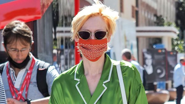 Proof That Masks Are the Hottest Accessory at the Venice Film Festival