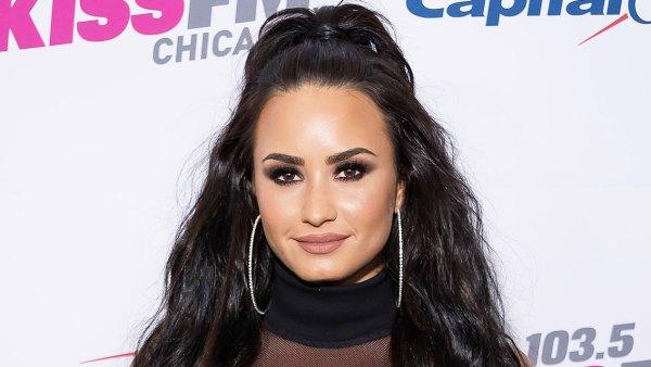 Demi Lovato Spills Some Deets Her Wedding Dress