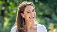 Duchess Kate Debuts Chic Necklace in Honor of Her 3 Kids