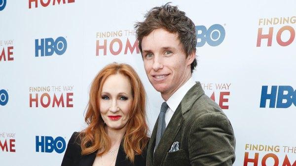 Eddie Redmayne Slams Vitriol Aimed at J.K. Rowling Over Anti-Trans Comments