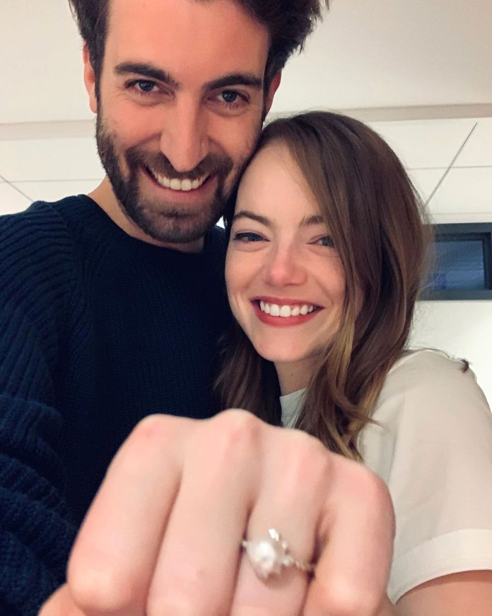 Emma Stone Is Pregnant, Expecting 1st Child With Dave McCary