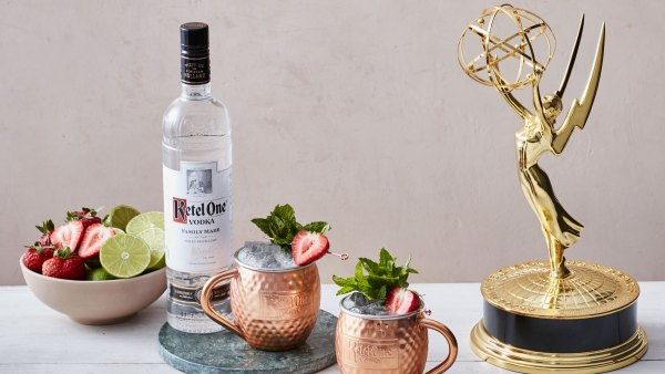 Ketel One Hollywood Mule Emmys Winners Can Drink Along From Home With Award-Worthy Cocktails