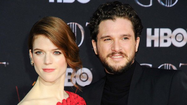 Game of Thrones' Kit Harington and Wife Rose Leslie Expecting 1st Child
