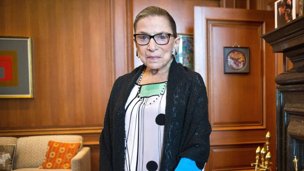Hollywood Mourns Ruth Bader Gisburg