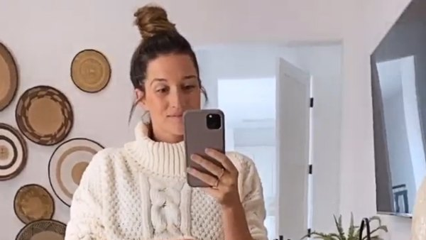 Jade Roper Dresses Her Baby Bump 'for Fall' Weather: Pregnancy Pics