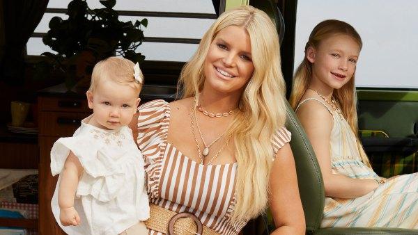 Jessica Simpson's Children Star in Her New Fashion Campaign