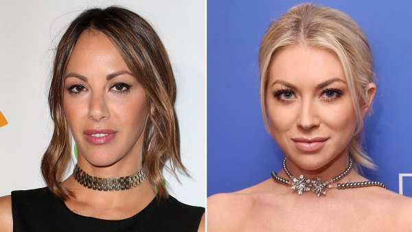 Kristen Doute Is 'Tired of the Rumors' After 'Vanderpump Rules' Scandal, Says She and Stassi Schroeder 'Weren't Fired'