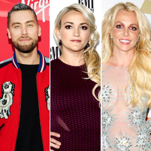 Lance Bass spoke to Jamie Lynn Spears about Britney's tutelage