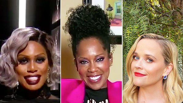 Laverne Cox Regina King and Reese Witherspoon Emmys 2020 Best Beauty