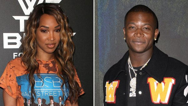 Malika Haqq Talks Coparenting Son Ace With O.T. Genasis